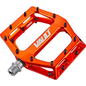 DMR Vault Pedals copper orange